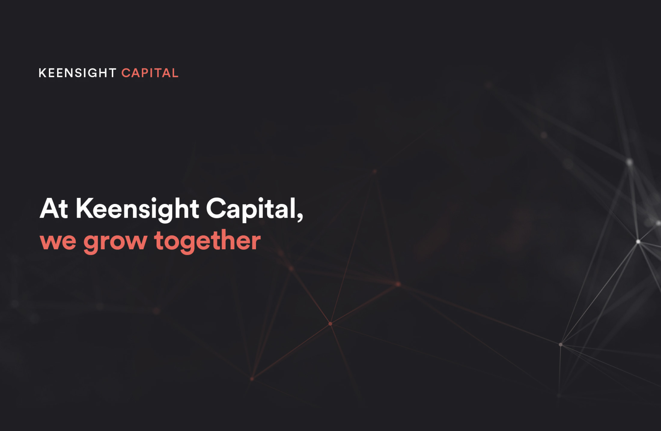 Keensight capital identité